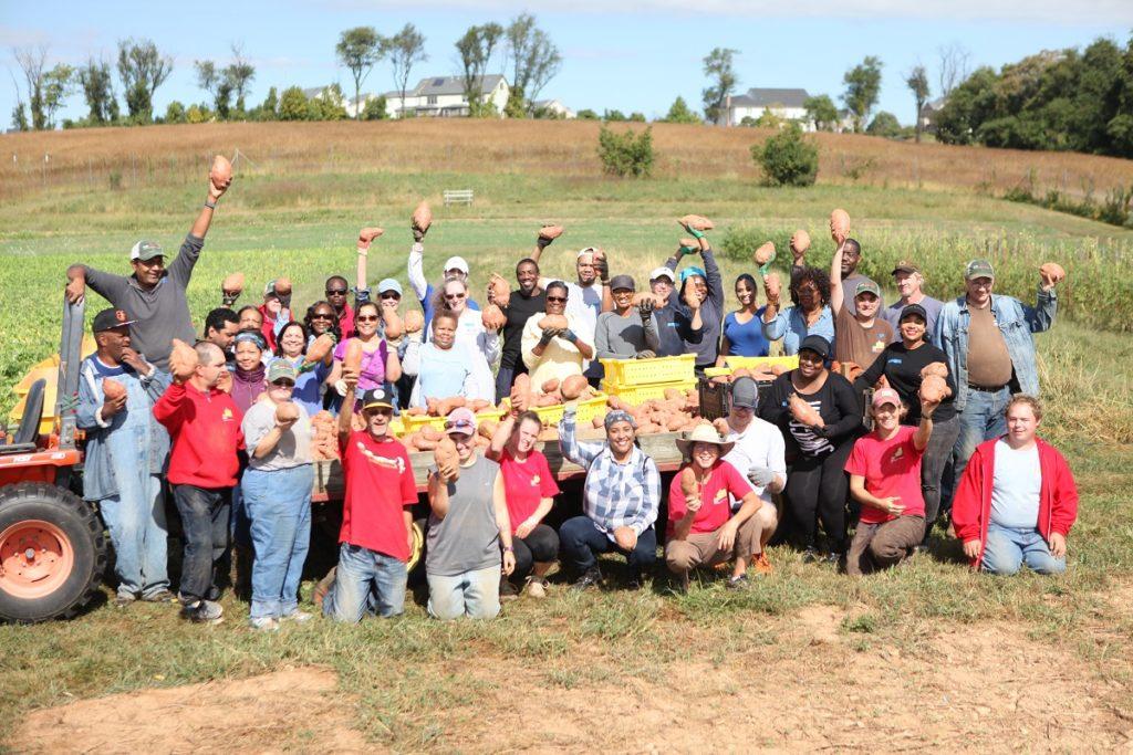地域特性に合わせ、農場・高齢者施設、 時には子育て支援施設を併設