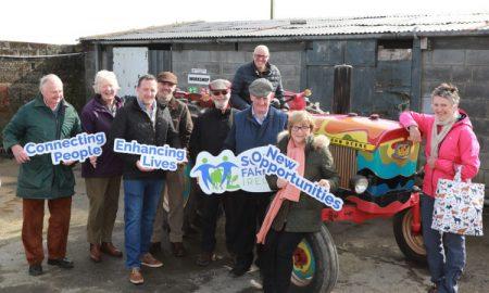 農場イベントで発表された、社会農業のポジティブな成果