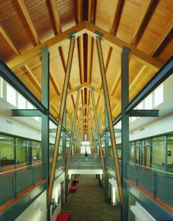 木造建設:エネルギー効率と環境に良い選択
