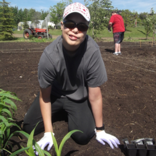 グリーンケアファーム:自閉症の大人のための健康的なライフスタイル(カナダ)